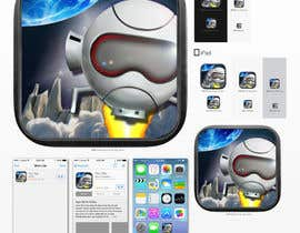 #13 para Redesign App Icon for Mobile Game por cha5e