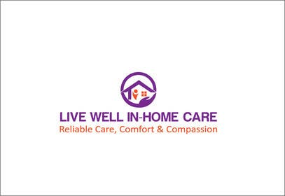 "#47 untuk Design a Logo For ""Live Well In-Home Care"" oleh mamun990"