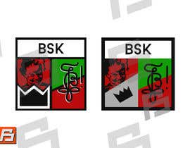 #3 untuk Ontwerp een logo (BSK) oleh freshstyla