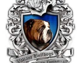 yadisudjana tarafından Valiant Bulldog Logo Design için no 67
