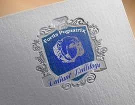 mahmoud0khaled tarafından Valiant Bulldog Logo Design için no 54