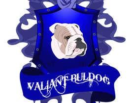 vad1mich tarafından Valiant Bulldog Logo Design için no 45