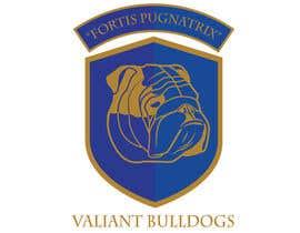 #66 for Valiant Bulldog Logo Design by vad1mich