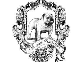 #75 for Valiant Bulldog Logo Design by srisureshlance