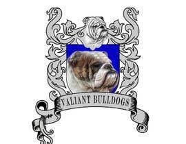 #69 for Valiant Bulldog Logo Design by wittmaan