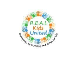 gurusinghekancha tarafından Design a Logo: REAL Kids United için no 48
