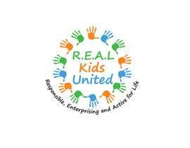 gurusinghekancha tarafından Design a Logo: REAL Kids United için no 49