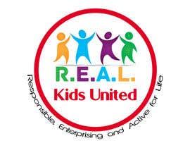chamikapranidi tarafından Design a Logo: REAL Kids United için no 41