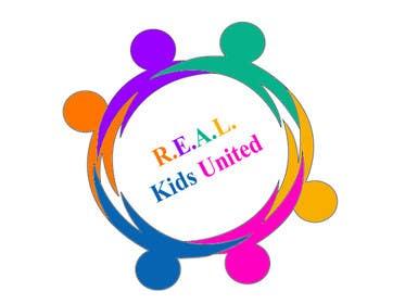 zoranvrebac tarafından Design a Logo: REAL Kids United için no 55