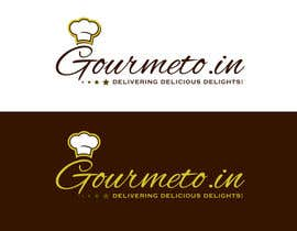 #71 for Design a Logo for my website: Gourmeto.in by subhamajumdar81