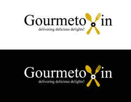 #72 untuk Design a Logo for my website: Gourmeto.in oleh subhamajumdar81