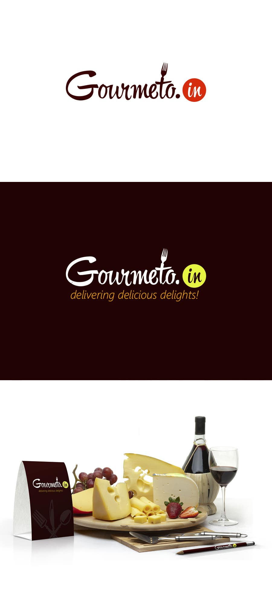 #25 for Design a Logo for my website: Gourmeto.in by olivermxjp
