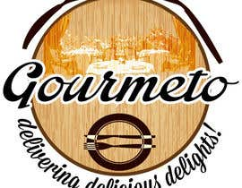#66 untuk Design a Logo for my website: Gourmeto.in oleh Abhilash26