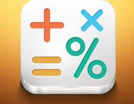 #89 untuk Design Android App Icon for Calculator oleh Pxelperfect