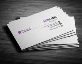 #30 untuk Design Some Dental Themed Business Cards oleh mehedihassan00