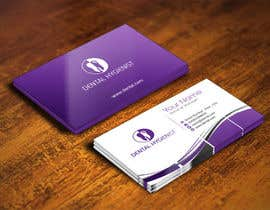 #67 untuk Design Some Dental Themed Business Cards oleh IllusionG