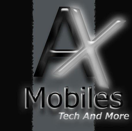 #33 for Design a Logo for a Mobile Sales and Repair Company by vw7171820vw