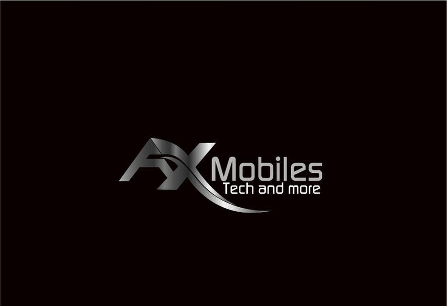 #55 for Design a Logo for a Mobile Sales and Repair Company by Don67