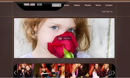 #2 for Build a Website for Cine Auditions by susansigner