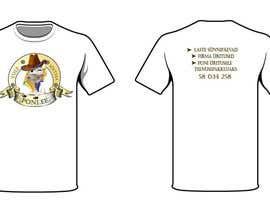 #2 untuk Design a T-Shirt for Poni.ee oleh mydearestmariaa