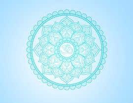 cristinaa14 tarafından Illustrate a design for a mandala beach towel. için no 39