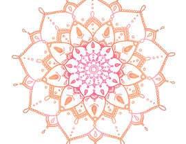#9 untuk Illustrate a design for a mandala beach towel. oleh chanelleurie