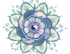 #25 untuk Illustrate a design for a mandala beach towel. oleh chanelleurie