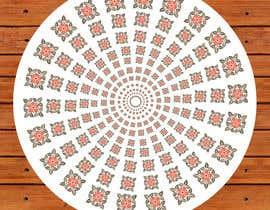 #12 untuk Illustrate a design for a mandala beach towel. oleh sumonmahbub1
