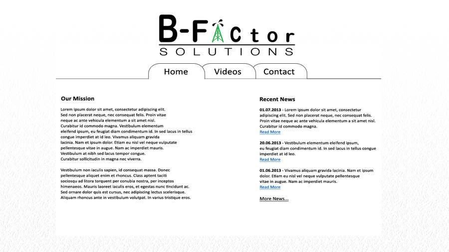 Bài tham dự cuộc thi #                                        3                                      cho                                         Design a Website Mockup for software product