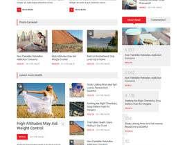 #19 untuk Design a Website Mockup Similar to Diply oleh raheelzaher