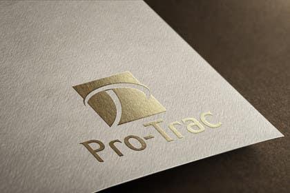 #23 untuk Design a Logo for Pro-Trac oleh feroznadeem01