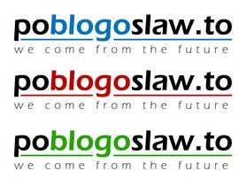 #22 untuk Zaprojektuj logotyp dla strony poblogoslaw.to oleh dariuszratajczak