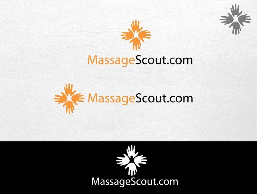 #70 for Design of a breathtaking logo for massagescout.com by sunnnyy