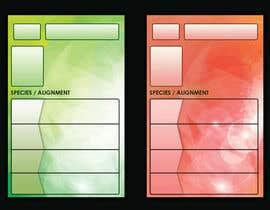 azizagoda tarafından Design some Playable cards için no 10