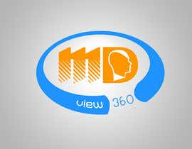 #27 para Design a Logo for MDView360 por PoppyS