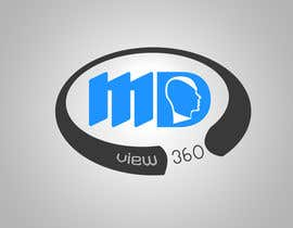 #32 para Design a Logo for MDView360 por PoppyS