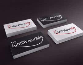 #54 for Design a Logo for MDView360 by thimsbell