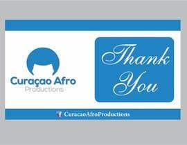 #50 untuk Thank You card oleh Shrey0017