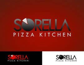#45 para Logo Design for Sorella Pizza Kitchen de MladenDjukic