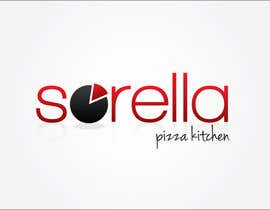 #47 para Logo Design for Sorella Pizza Kitchen de jennfeaster