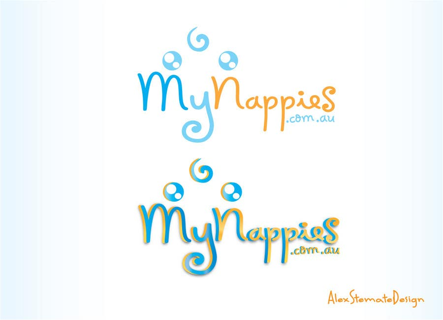 Proposition n°174 du concours Logo Design for My Nappies