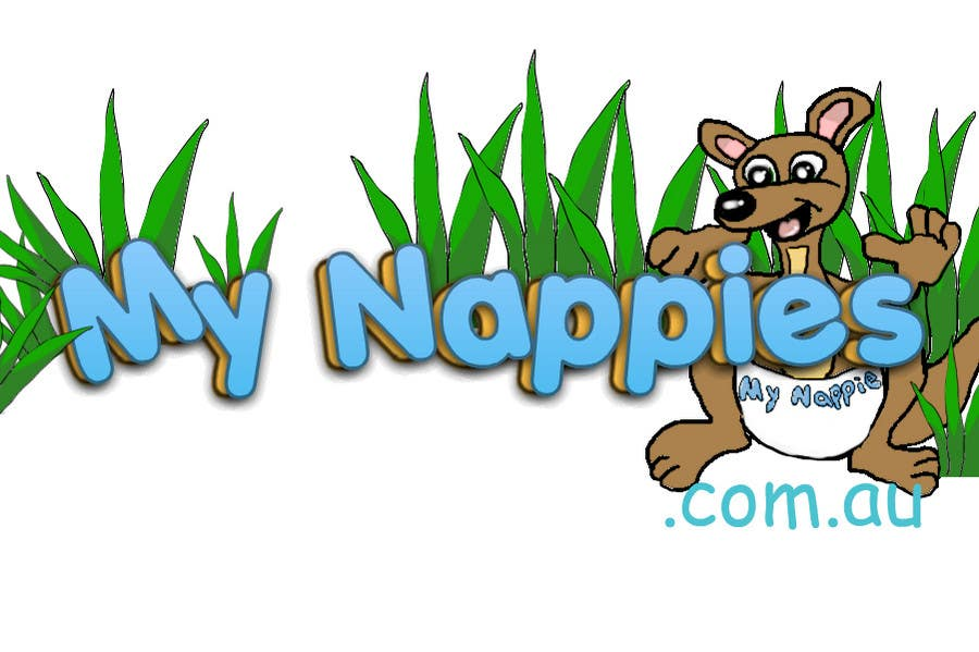 Proposition n°159 du concours Logo Design for My Nappies