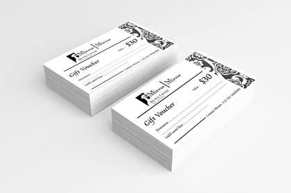 mudrixs tarafından design printable gift voucher for beauty salon için no 19