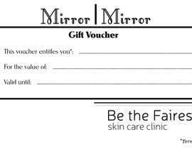 amipop tarafından design printable gift voucher for beauty salon için no 12