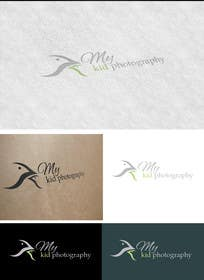 #292 for Logo for a photographer by paxslg