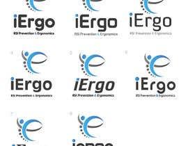 #37 untuk iErgo Logo Design oleh suneshthakkar