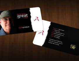 #33 para Business Card Design for Rich Sprague, Designer de Zveki