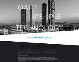 vad1mich tarafından Build a Website for a New Quantitative Trading Firm için no 92