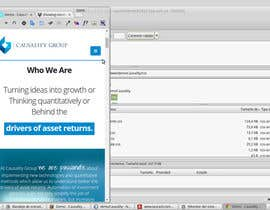 lauranl tarafından Build a Website for a New Quantitative Trading Firm için no 124