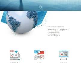 #107 untuk Build a Website for a New Quantitative Trading Firm oleh rhmguy